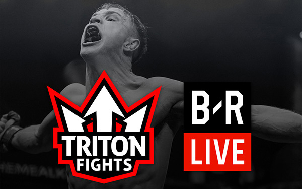 Triton Fights reaches deal to air live events with Bleacher Report